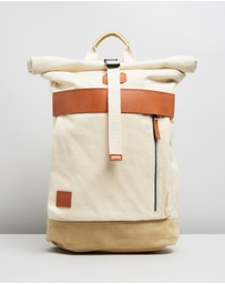 Scotch & Soda - Canvas Backpack
