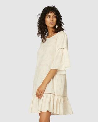Gorman Coil Spoils Dress Dresses Multi