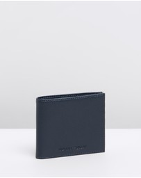 Emporio Armani - Bi-Fold Pocket Vitello Wallet