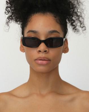 Lu Goldie Solene - Sunglasses (Black)