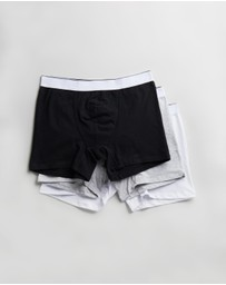 3-Pack Classic Stretch Boxers