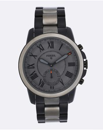 Fossil - Nate Hybrid Smartwatch Men's Digital Watch