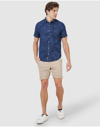 Superdry - Miami Loom Box Fit Shirt