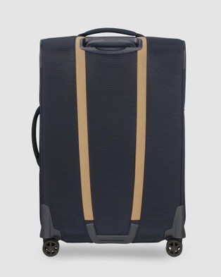 Samsonite Spark SNG Eco Spinner 67 EXP - Travel and Luggage (Eco Blue)