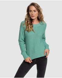 Roxy - Womens All About Now Knit Jumper