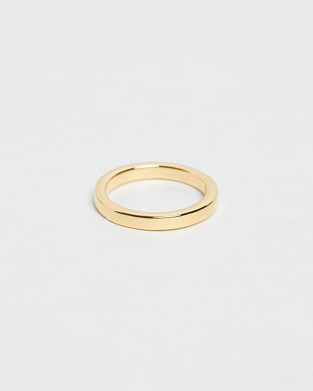 SAINT VALENTINE Essie Ring Jewellery Gold