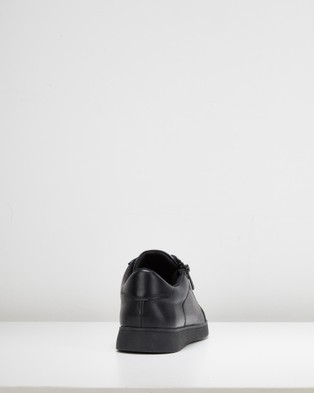 Hush Puppies Mimosa - Sneakers (Black/Black)
