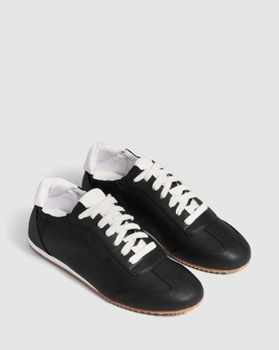 cherrichella - Asana Sneakers Lifestyle (Black)