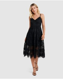 Forever New - Meadow Lace Midi Dress