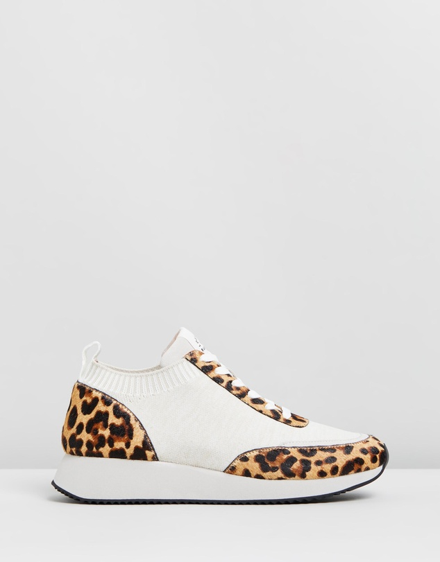 Loeffler Randall - Lace-Up Sneakers