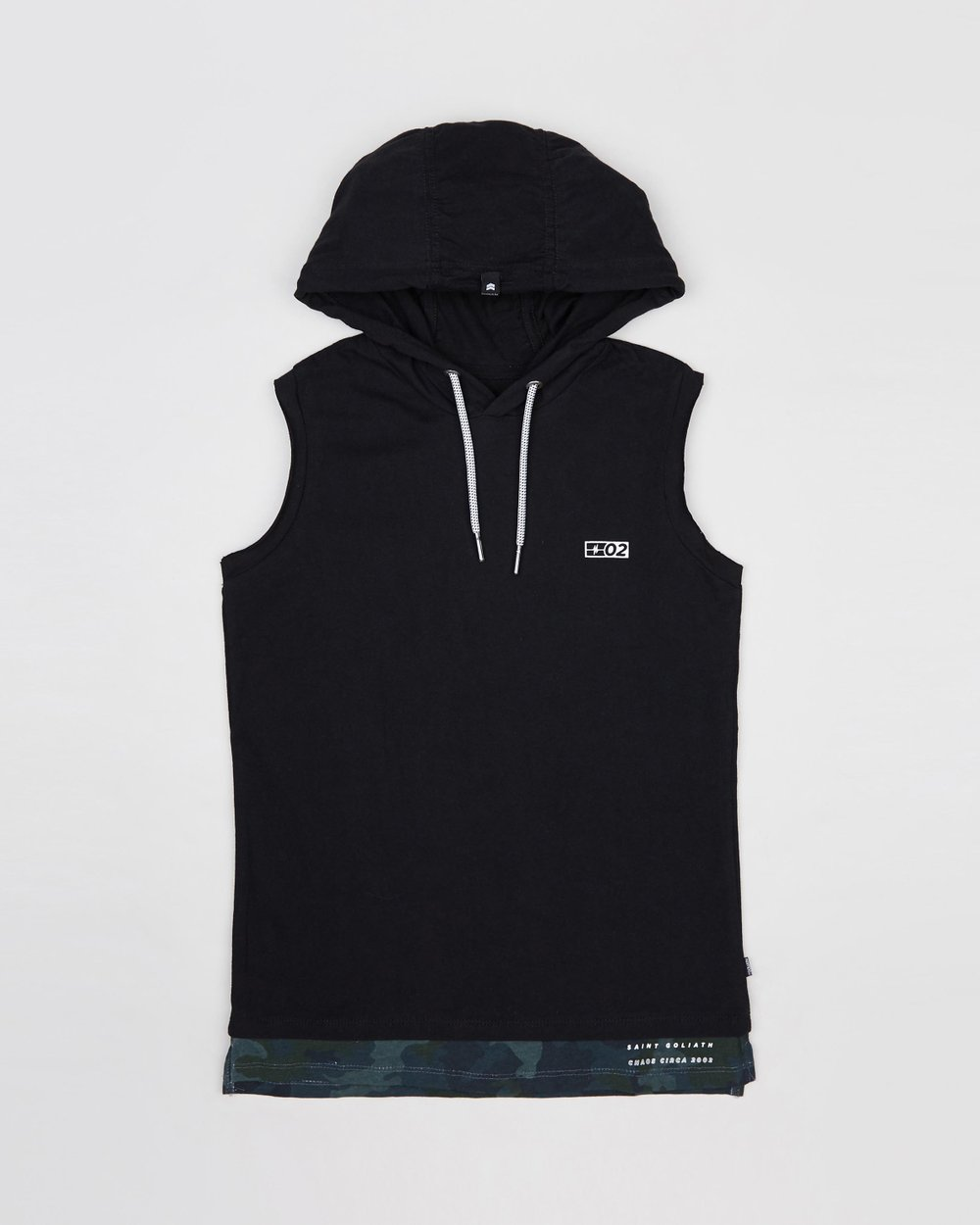 6eefd488b Fifth Nil Hooded Muscle Tank - Teens by St Goliath Kids Online | THE ICONIC  | Australia