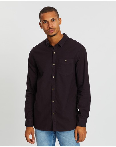 Rolla's - Men At Work Oxford Shirt