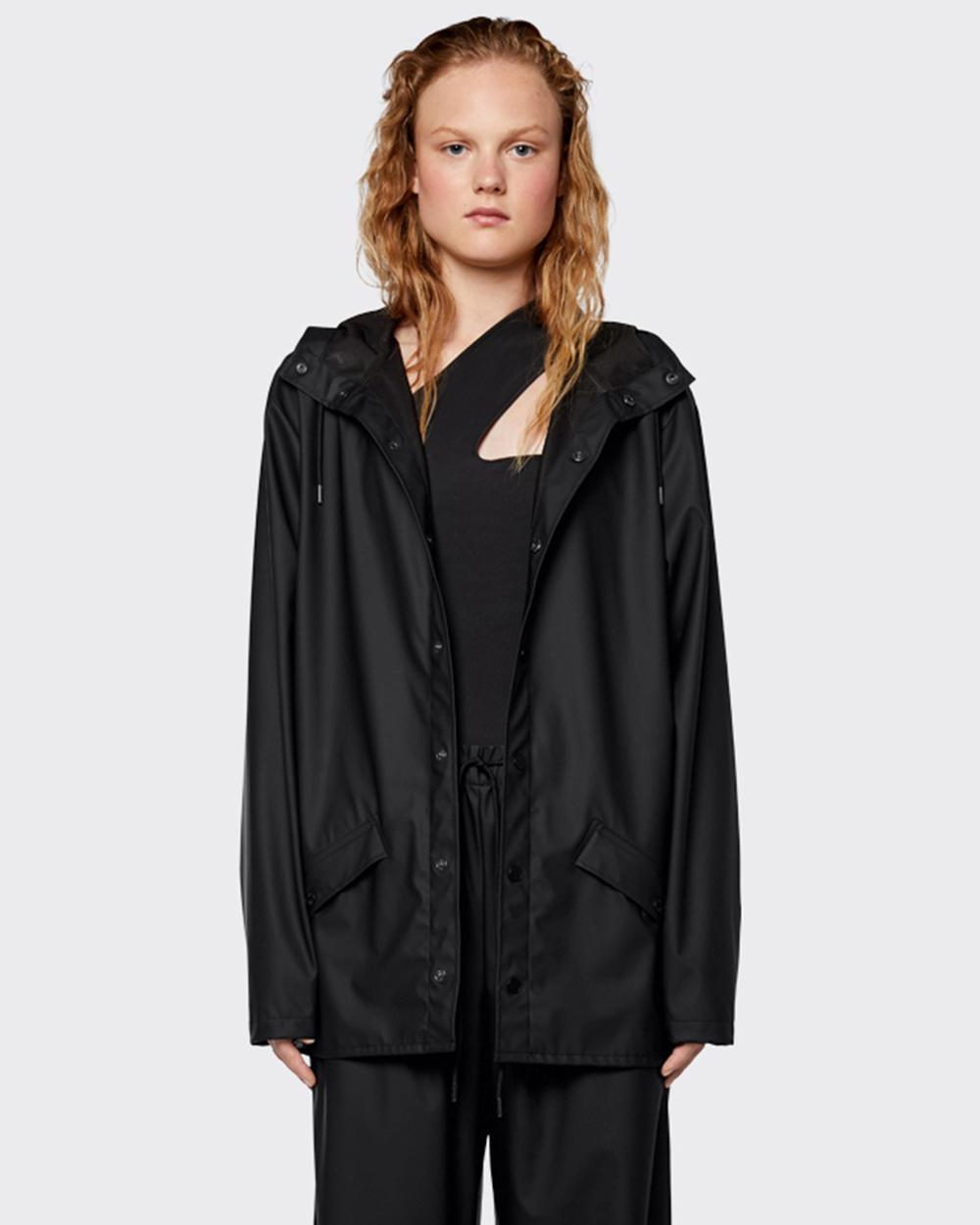 RAINS Jacket Accessories Black