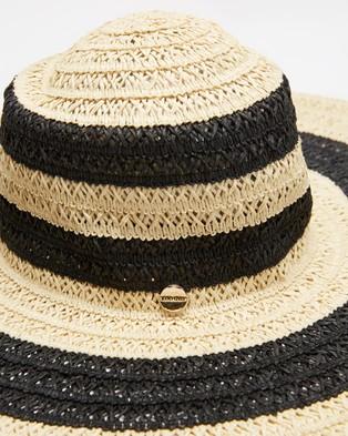 Seafolly Desert Sands Hat - Hats (Natural)