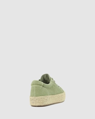 Eos Ultra - Lifestyle Sneakers (Green)