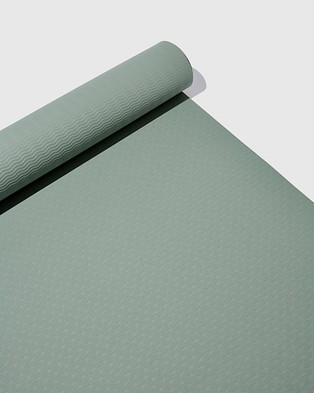 Cotton On Body Active Yoga Mat - Yoga Accessories (Teal)
