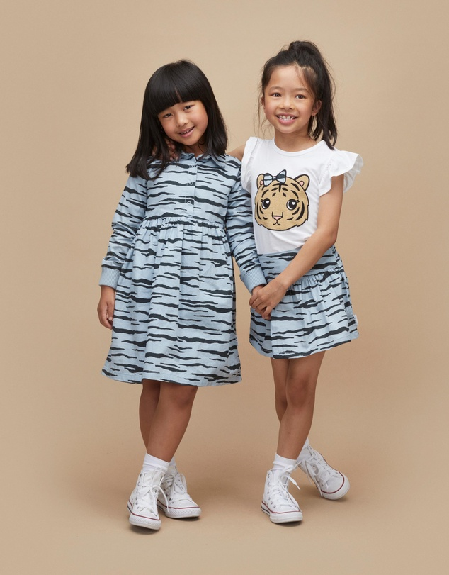 Huxbaby - Wildcat Shirt Dress - Kids