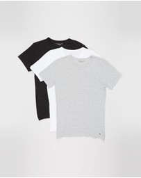 Tommy Hilfiger - 3-Pack Short Sleeve Tee