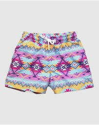 Infamous Swim - Mini Boys Hank Boardshorts