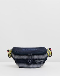 White Mountaineering - Eastpak Reflective Taped Waist Bag