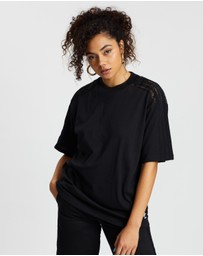 adidas Originals - Lace-Back Tee