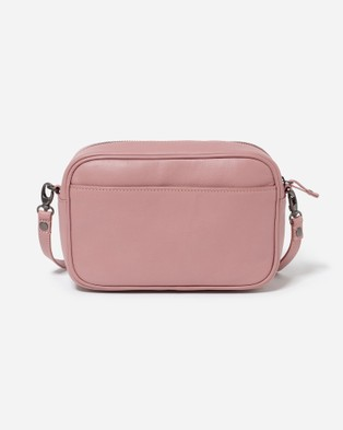 Stitch & Hide Taylor Bag - Bags (Dusty Rose)