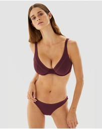 The Fold - The Line Underwire D-G Top