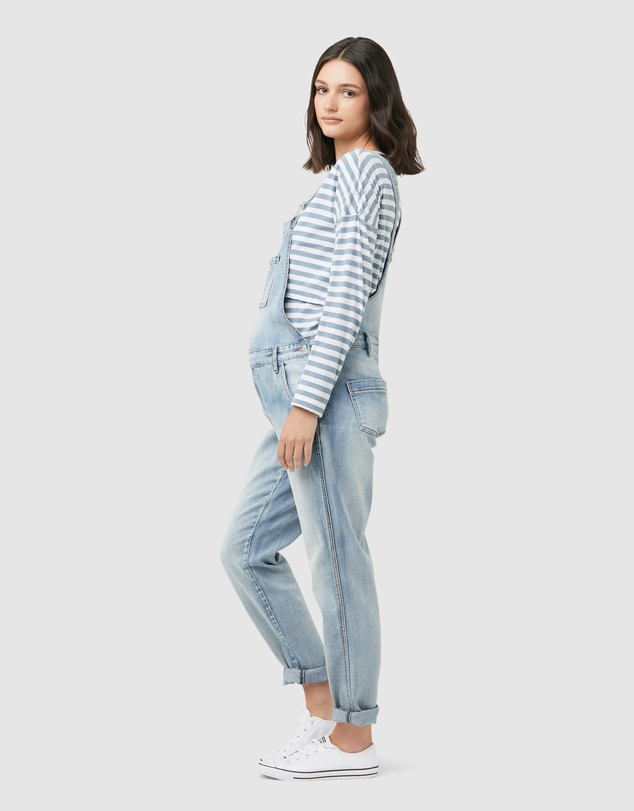 Ripe Maternity - Denim Overalls
