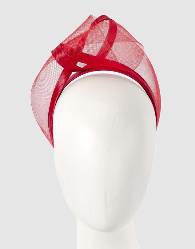 Women Turban Headband Fascinator