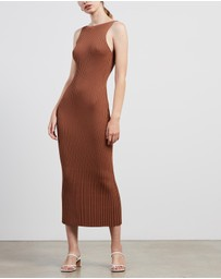 Bec + Bridge - Deja Vu Midi Dress