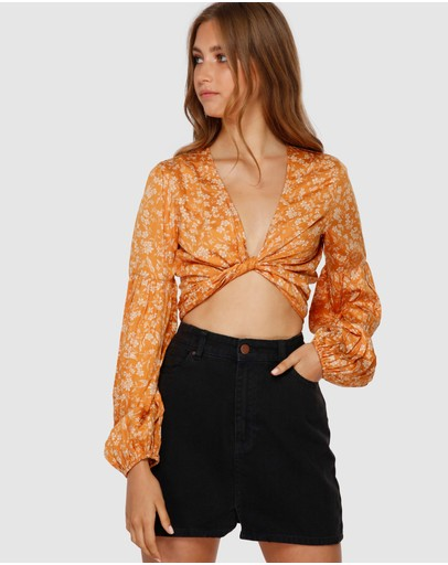 aa1b69c9 Tops | Buy Womens Tops & Blouses Online Australia- THE ICONIC