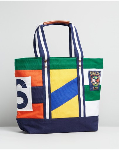 Polo Ralph Lauren - Patchwork Tote