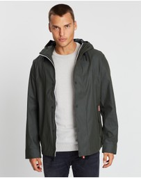 Hunter - Original Lightweight Rubberised Bomber Jacket
