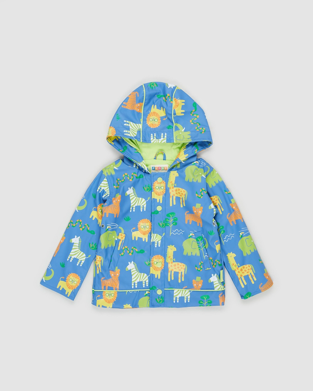 Penny Scallan Wild Thing Raincoat Kids Accessories Wild Thing