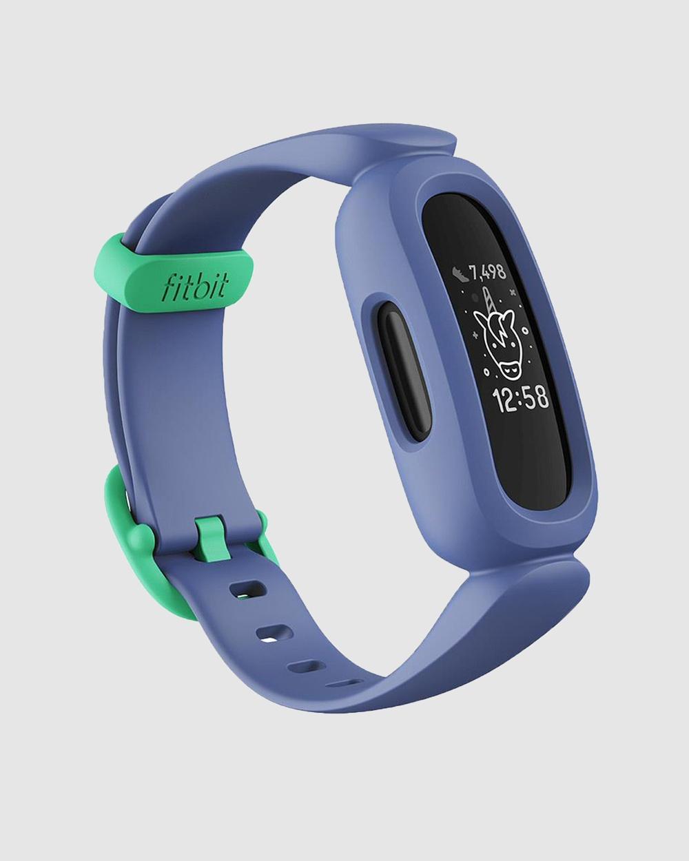 Fitbit Ace 3 Cosmic Blue Astro Tech Accessories Blue