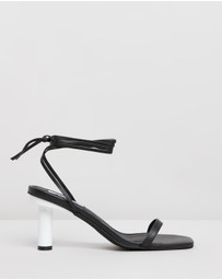 Caverley - Lulu Leather Heels