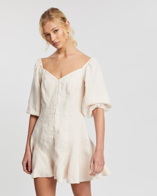 Saroka Rommy Dress - Dresses (Sherbet)
