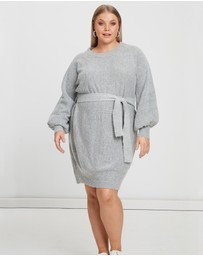 Calli Curve - Freya Jumper Dress