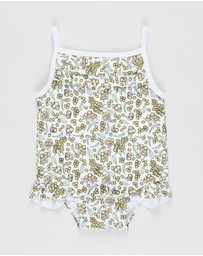 Walnut Melbourne - May Gibbs Pearl Frill Bather - Babies