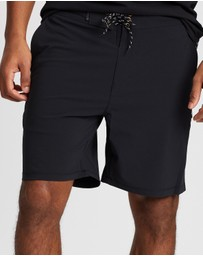 Hurley - Phantom Pierbowl Beachside Boardshorts