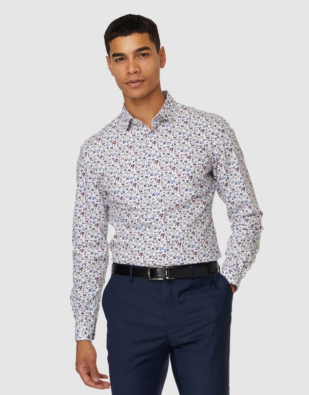 Jack London - Floyd Floral Shirt