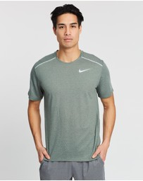 Nike - Breathe Rise 365 Short Sleeve Running Top