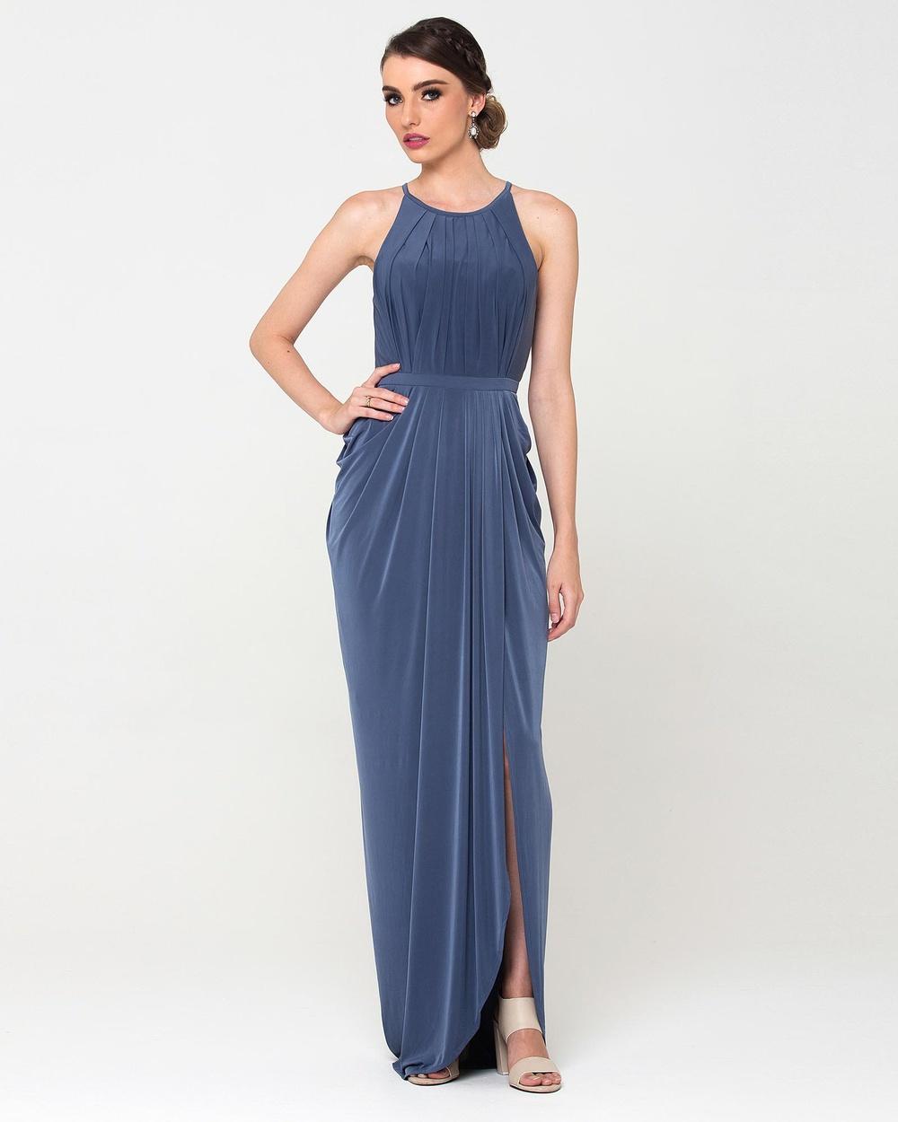 Tania Olsen Designs Sandra Dress Bridesmaid Dresses Blue Sandra Dress