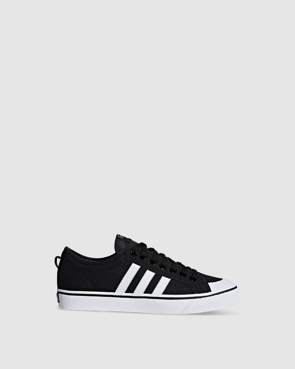 adidas Originals Nizza Shoes Sneakers Black
