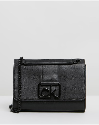 Calvin Klein - CK Signature Crossbody Bag