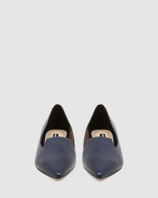 Nine West Susie - Flats (NAVY)