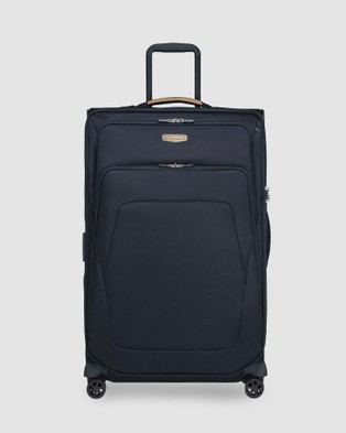 Samsonite Spark SNG Eco Spinner 79 EXP - Travel and Luggage (Eco Blue )