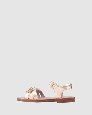 CIAO Fluttering - Sandals (Rose Gold)
