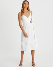 Calli - Indian Summer Midi Dress