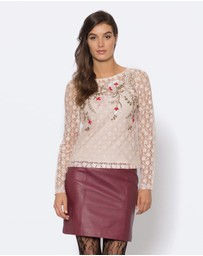 Alannah Hill - Dance With The Flowers Top